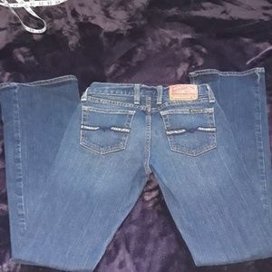 Lucky Brand womens size 0 jeans